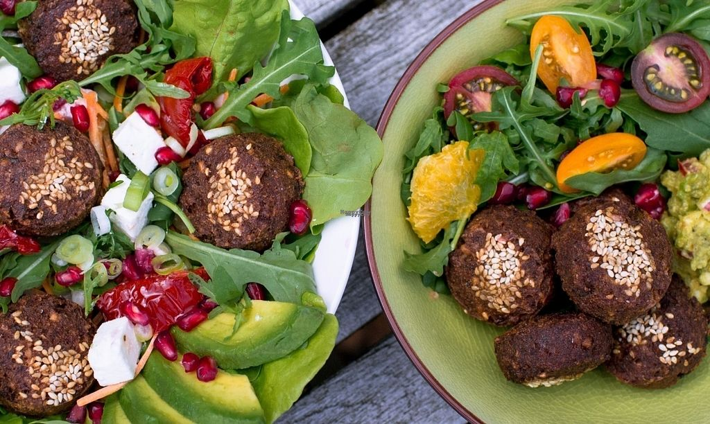 """Photo of Yumm'eat  by <a href=""""/members/profile/MARYAS1202"""">MARYAS1202</a> <br/>Our 100% natural & leguminous-based food solution can brighten any veggie or vegan salad of yours!  <br/> October 4, 2016  - <a href='/contact/abuse/image/80958/179622'>Report</a>"""