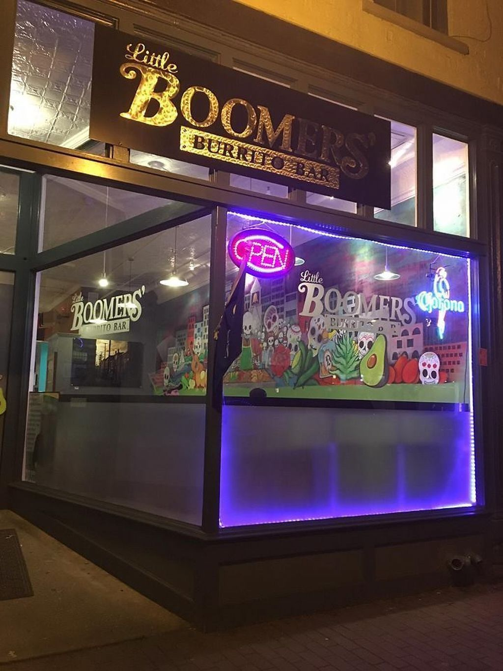 """Photo of Little Boomers' Burrito Bar  by <a href=""""/members/profile/community4"""">community4</a> <br/>Little Boomers' Burrito Bar  <br/> March 20, 2017  - <a href='/contact/abuse/image/80970/238582'>Report</a>"""