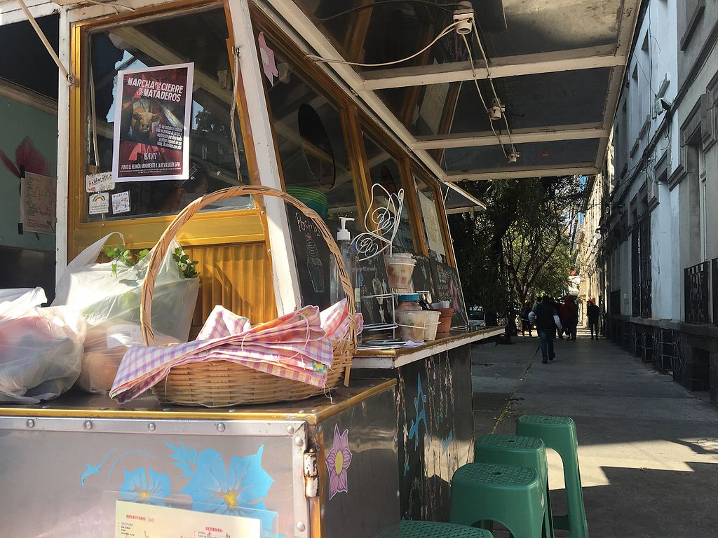 "Photo of Maria Bonita Veganos - Food Cart  by <a href=""/members/profile/TamaraTaGo"">TamaraTaGo</a> <br/>Foodcart <br/> November 24, 2017  - <a href='/contact/abuse/image/80989/328776'>Report</a>"