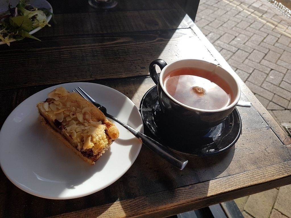 "Photo of Stag Coffee  by <a href=""/members/profile/Chaizy"">Chaizy</a> <br/>Vegan Raspberry & Almond Slice <br/> March 21, 2017  - <a href='/contact/abuse/image/81006/239174'>Report</a>"