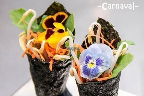 "Photo of Carnaval  by <a href=""/members/profile/VictoriaWhitehead"">VictoriaWhitehead</a> <br/>Vegan Temaki <br/> October 10, 2016  - <a href='/contact/abuse/image/81011/180993'>Report</a>"