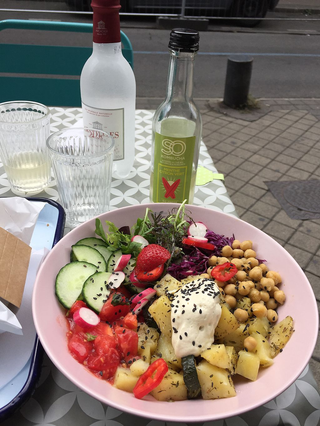 """Photo of Munchies  by <a href=""""/members/profile/happydkt"""">happydkt</a> <br/>Veg plate August 2017 - so tasty !  <br/> September 1, 2017  - <a href='/contact/abuse/image/81024/299619'>Report</a>"""