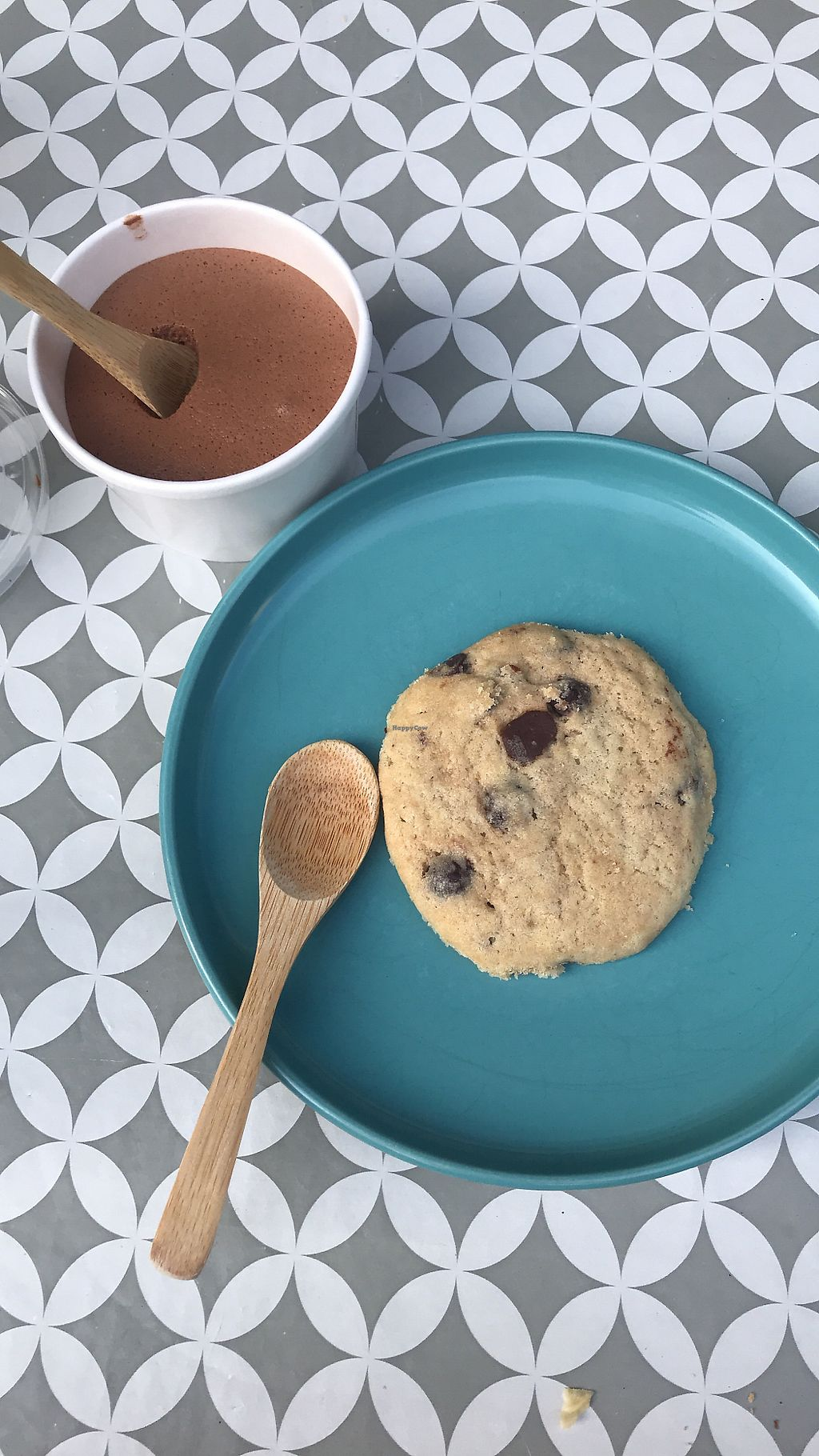 """Photo of Munchies  by <a href=""""/members/profile/sasha_lucy"""">sasha_lucy</a> <br/>Incredible chocolate mousse and homemade cookie <br/> May 22, 2018  - <a href='/contact/abuse/image/81024/403517'>Report</a>"""