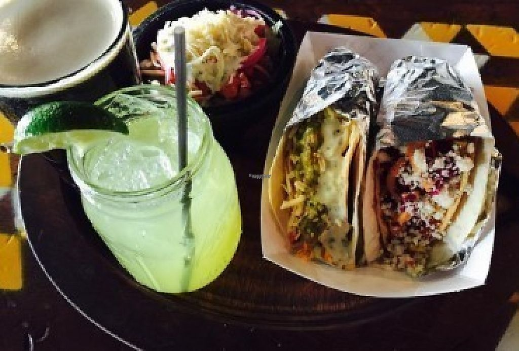 """Photo of Condado Tacos - S High St  by <a href=""""/members/profile/CorissaMarie"""">CorissaMarie</a> <br/>Tacos and margs! <br/> December 4, 2016  - <a href='/contact/abuse/image/81085/197271'>Report</a>"""