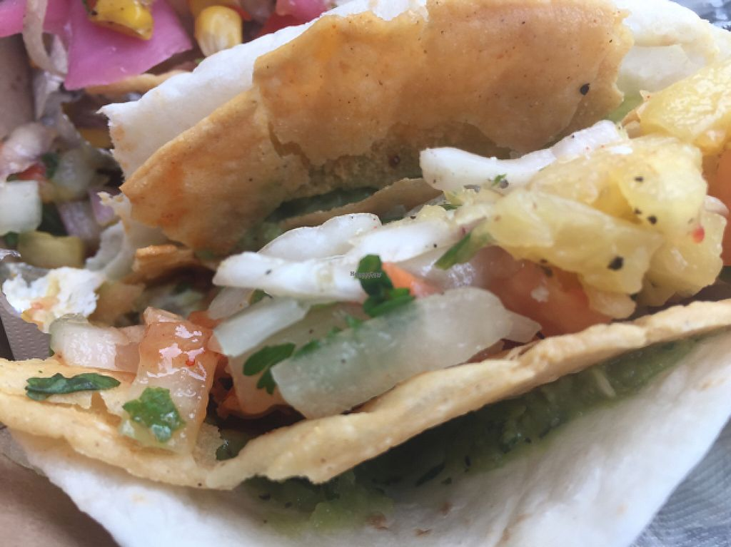 """Photo of Condado Tacos - S High St  by <a href=""""/members/profile/vegnoms"""">vegnoms</a> <br/>  <br/> March 26, 2017  - <a href='/contact/abuse/image/81085/240952'>Report</a>"""