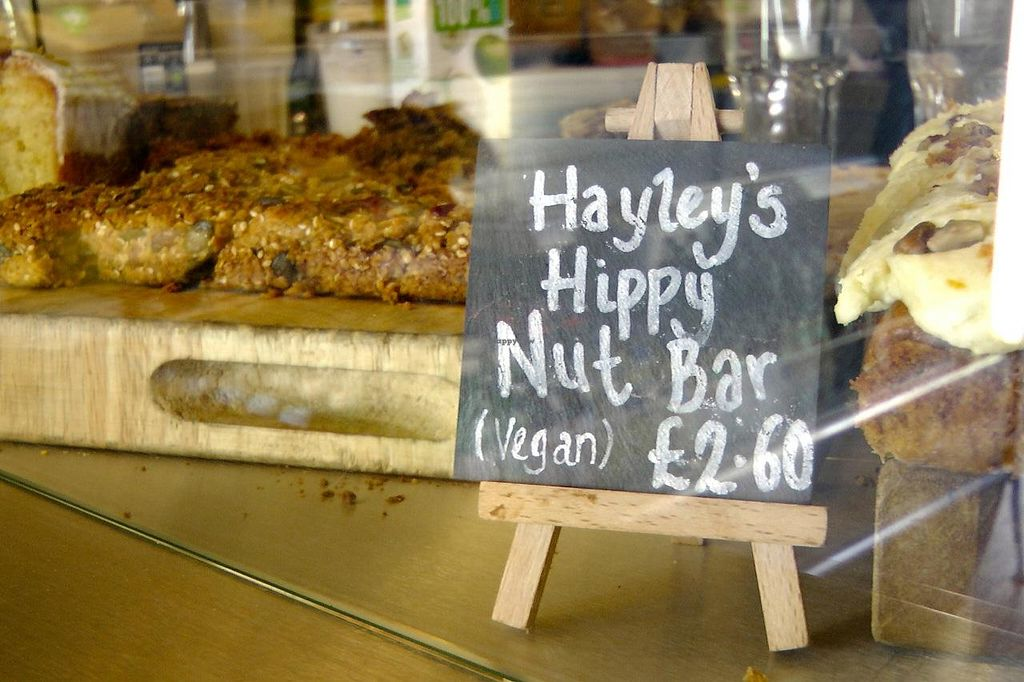 """Photo of Boston Tea Party  by <a href=""""/members/profile/trinitybourne"""">trinitybourne</a> <br/>Hayley's Hippy Nut Bar - vegan  <br/> July 8, 2014  - <a href='/contact/abuse/image/8108/73478'>Report</a>"""