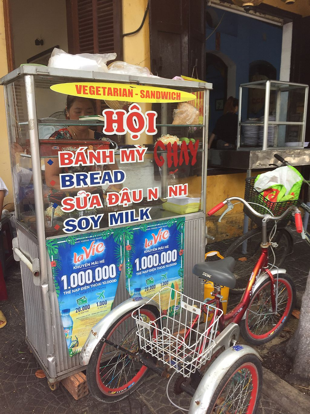 """Photo of Hoi Banh My Chay - Food Stall  by <a href=""""/members/profile/fengmanyi"""">fengmanyi</a> <br/>store front <br/> July 14, 2017  - <a href='/contact/abuse/image/81098/280141'>Report</a>"""