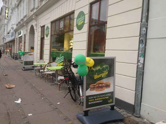 """Photo of GreenBurger - Frederiksborggade  by <a href=""""/members/profile/GalithKesar"""">GalithKesar</a> <br/>green burger  <br/> October 8, 2016  - <a href='/contact/abuse/image/81101/180649'>Report</a>"""