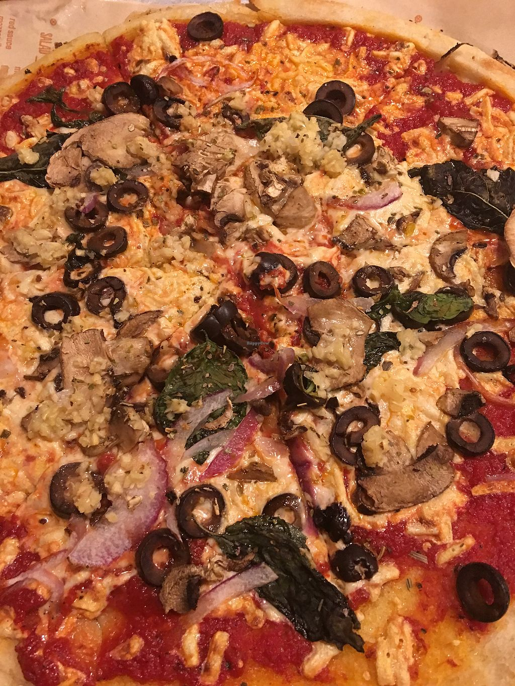 """Photo of Blaze Pizza  by <a href=""""/members/profile/HeatherArmstrong"""">HeatherArmstrong</a> <br/>Yumm  <br/> November 30, 2017  - <a href='/contact/abuse/image/81159/330708'>Report</a>"""