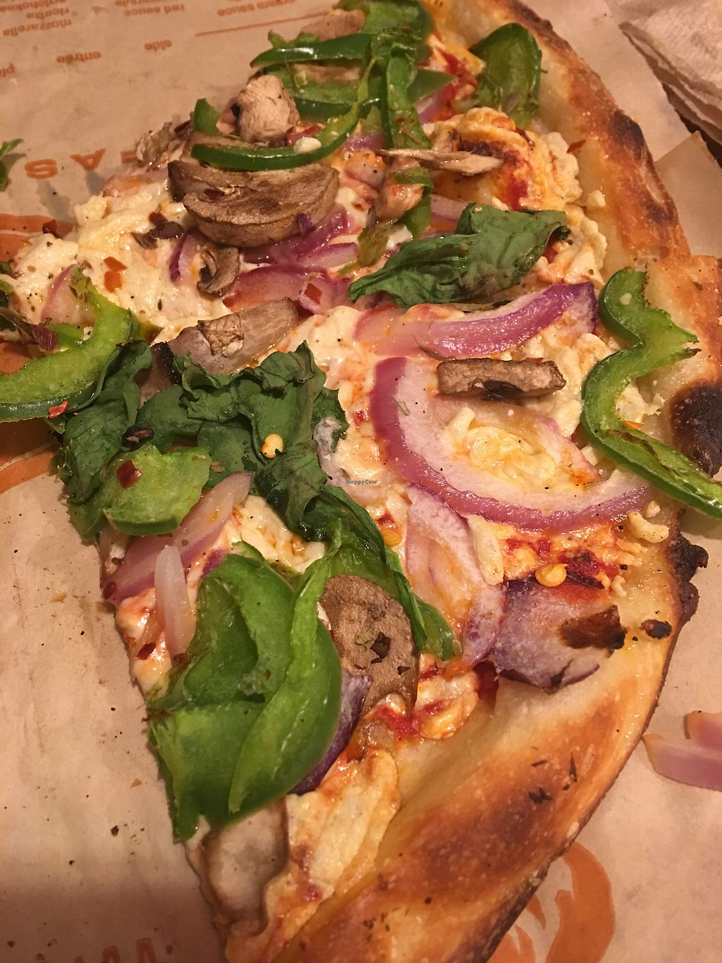 """Photo of Blaze Pizza  by <a href=""""/members/profile/HeatherArmstrong"""">HeatherArmstrong</a> <br/>Good  <br/> November 30, 2017  - <a href='/contact/abuse/image/81159/330709'>Report</a>"""