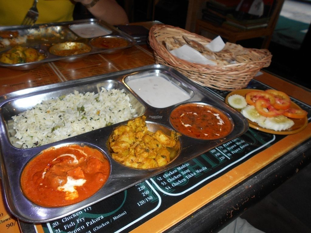"""Photo of Kohinoor Food Indian   by <a href=""""/members/profile/Kelly%20Kelly"""">Kelly Kelly</a> <br/>Kohinoor Thali 1 <br/> October 10, 2016  - <a href='/contact/abuse/image/81160/181088'>Report</a>"""
