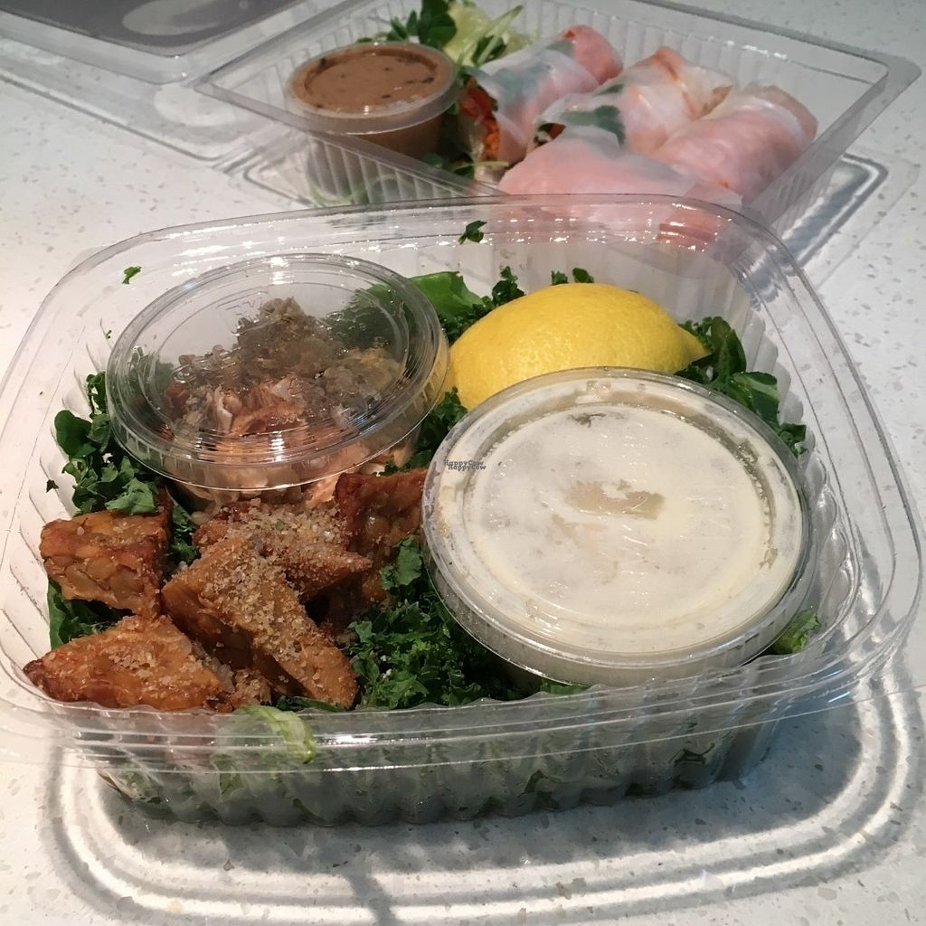 """Photo of The Juice Truck Cafe - Mount Pleasant  by <a href=""""/members/profile/vegan%20frog"""">vegan frog</a> <br/>Kale Caesar  <br/> October 9, 2016  - <a href='/contact/abuse/image/81194/180884'>Report</a>"""