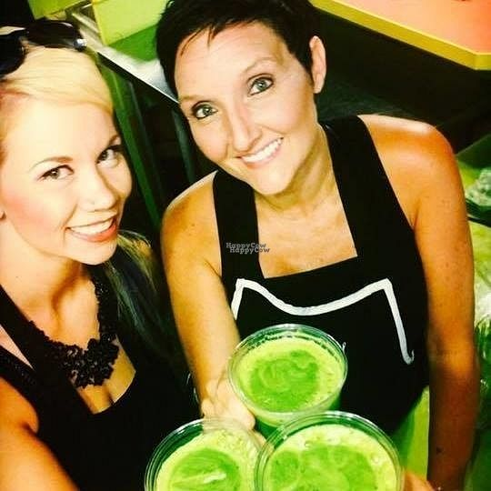 "Photo of Juicy's Wellness Cafe   by <a href=""/members/profile/MaryBethLaxson"">MaryBethLaxson</a> <br/>Come and try some of our Green Goddess Juice.  We have several fresh juice recipes to choose from <br/> October 10, 2016  - <a href='/contact/abuse/image/81202/180924'>Report</a>"