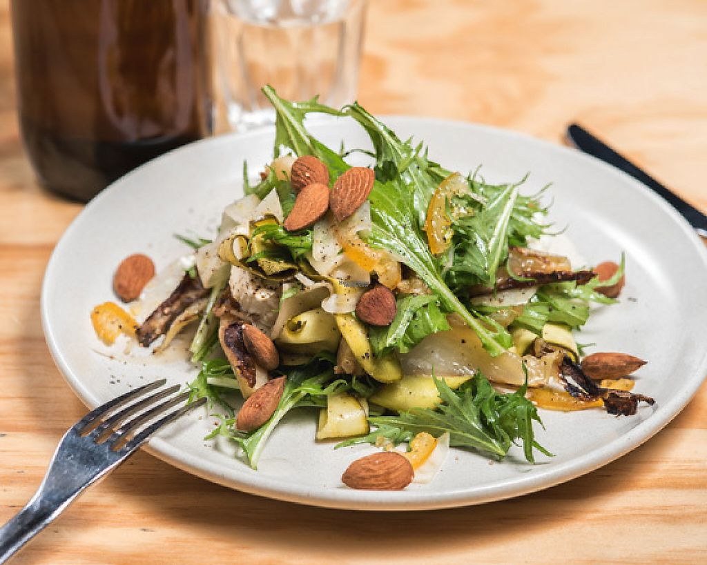 """Photo of Pickle In The Middle  by <a href=""""/members/profile/hally004"""">hally004</a> <br/>Fennel and Zucchini Salad with almonds.  <br/> March 23, 2017  - <a href='/contact/abuse/image/81206/239791'>Report</a>"""