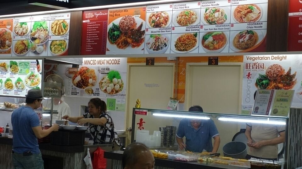 """Photo of CLOSED: Wang Xiang Yuan Vegetarian  by <a href=""""/members/profile/JimmySeah"""">JimmySeah</a> <br/>stall front <br/> October 16, 2016  - <a href='/contact/abuse/image/81211/182361'>Report</a>"""