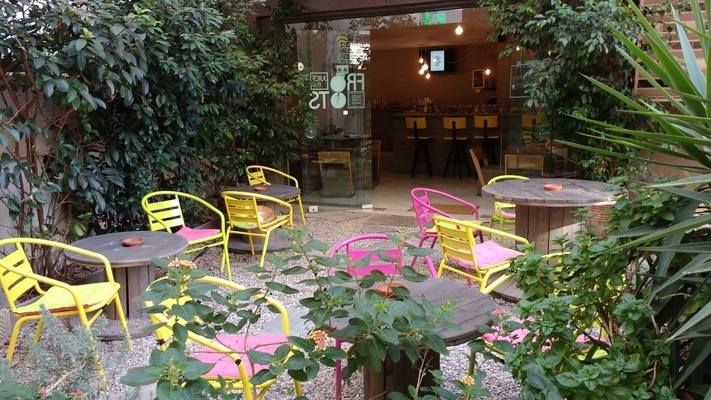 "Photo of Froots Juice Bar  by <a href=""/members/profile/Froots"">Froots</a> <br/>Little garden <br/> October 14, 2016  - <a href='/contact/abuse/image/81221/181988'>Report</a>"
