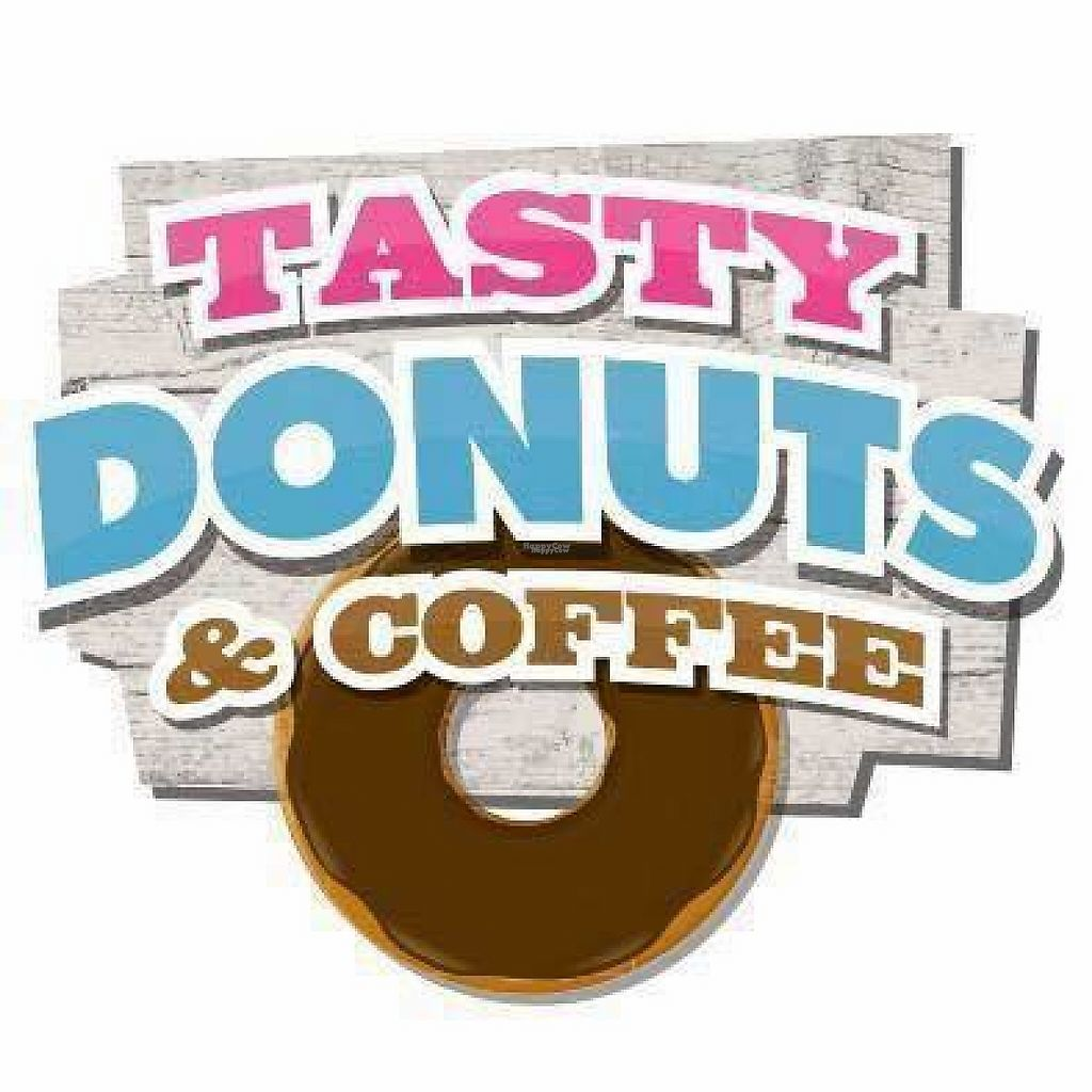 """Photo of Tasty Donuts & Coffee  by <a href=""""/members/profile/community"""">community</a> <br/>logo  <br/> March 25, 2017  - <a href='/contact/abuse/image/81237/240430'>Report</a>"""