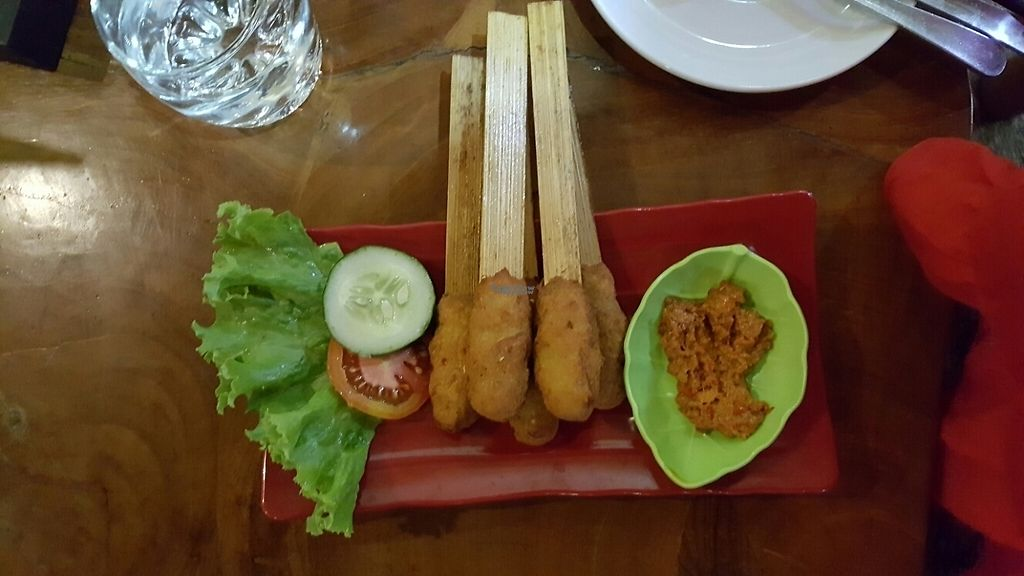 """Photo of Mai3 Cafegan  by <a href=""""/members/profile/JulieFranke"""">JulieFranke</a> <br/>balinese satay <br/> January 5, 2017  - <a href='/contact/abuse/image/81251/208301'>Report</a>"""