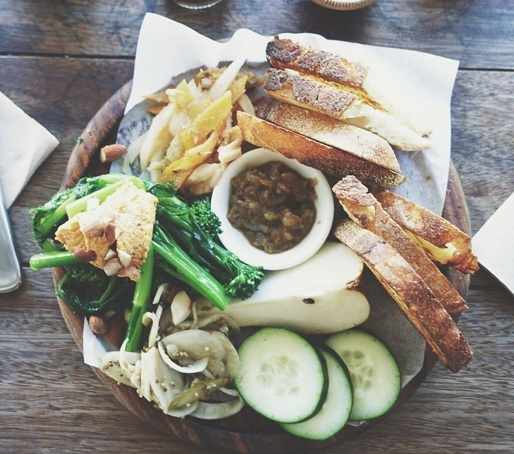 """Photo of CLOSED: Cornersmith  by <a href=""""/members/profile/chelseyprior"""">chelseyprior</a> <br/>The """"Vegan Surprise"""" <br/> October 17, 2016  - <a href='/contact/abuse/image/81264/248058'>Report</a>"""