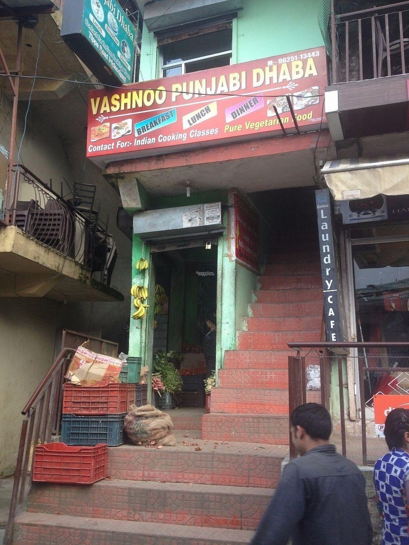 "Photo of Vashnoo Punjabi Dhaba  by <a href=""/members/profile/vegan_ryan"">vegan_ryan</a> <br/>Exterior <br/> October 10, 2016  - <a href='/contact/abuse/image/81275/181257'>Report</a>"