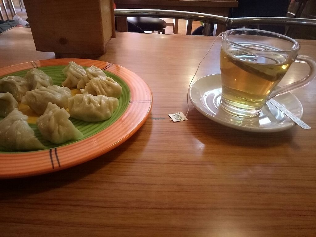 "Photo of Four Seasons Cafe  by <a href=""/members/profile/justinecactus"">justinecactus</a> <br/>momos and ginger lemon tea <br/> March 18, 2018  - <a href='/contact/abuse/image/81277/372191'>Report</a>"