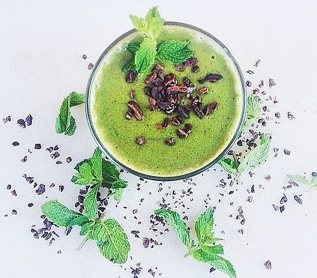 "Photo of Canteen  by <a href=""/members/profile/brianheck"">brianheck</a> <br/>Mint chip smoothie special <br/> September 22, 2017  - <a href='/contact/abuse/image/81279/307108'>Report</a>"