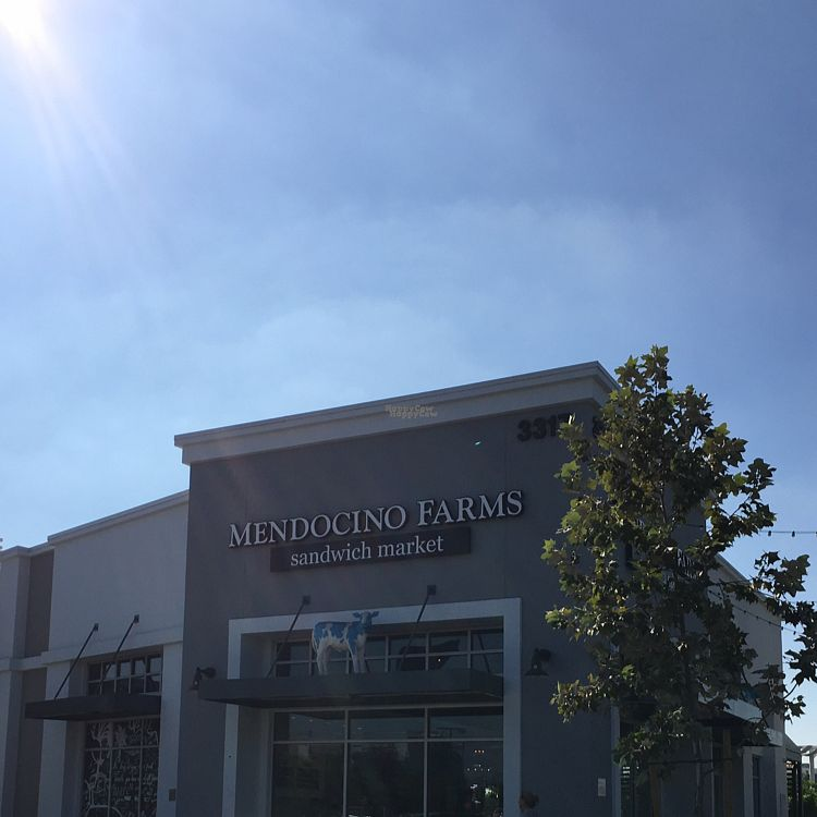 """Photo of Mendocino Farms  by <a href=""""/members/profile/Winchi"""">Winchi</a> <br/>view from the parking lot, right next to whole foods! <br/> October 11, 2016  - <a href='/contact/abuse/image/81282/181488'>Report</a>"""