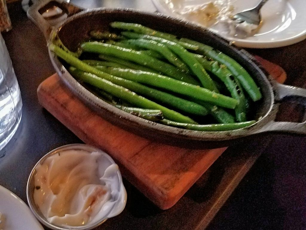 "Photo of The Beer Plant  by <a href=""/members/profile/KatyaGirl"">KatyaGirl</a> <br/>Beans as appetizer. With garlic aioli, I believe. Super yummy <br/> July 31, 2017  - <a href='/contact/abuse/image/81287/287339'>Report</a>"