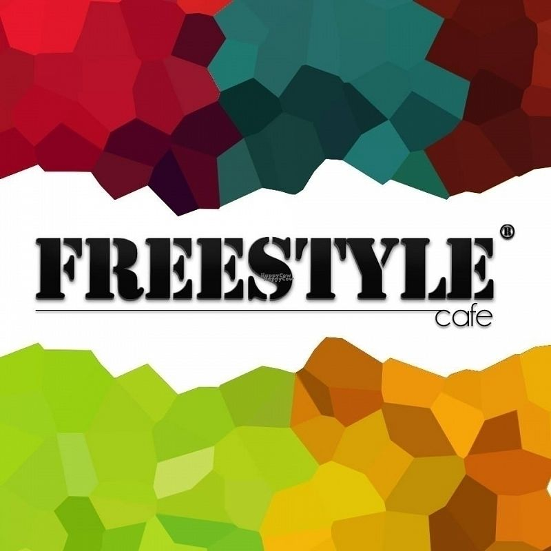 """Photo of Freestyle Cafe  by <a href=""""/members/profile/shebi"""">shebi</a> <br/>Freestyle café logo <br/> October 13, 2016  - <a href='/contact/abuse/image/81309/181770'>Report</a>"""