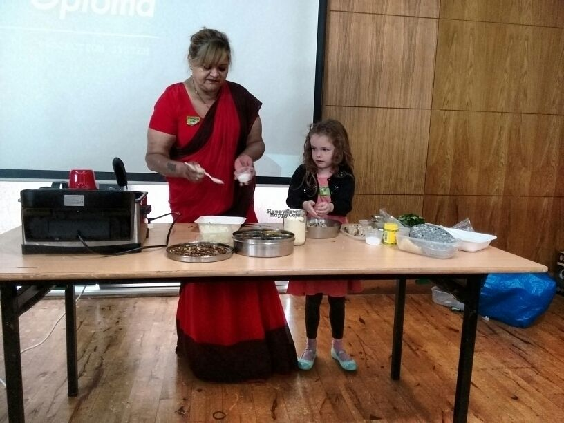 """Photo of Bindi Cooking School  by <a href=""""/members/profile/craigmc"""">craigmc</a> <br/>cooking lessons so food even a six year old can do it <br/> October 13, 2016  - <a href='/contact/abuse/image/81315/181928'>Report</a>"""