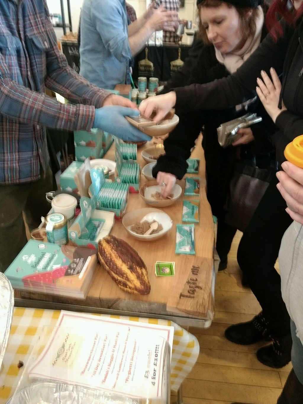 """Photo of Almighty Foods  by <a href=""""/members/profile/craigmc"""">craigmc</a> <br/>love vegan Festival <br/> March 18, 2018  - <a href='/contact/abuse/image/81317/372572'>Report</a>"""