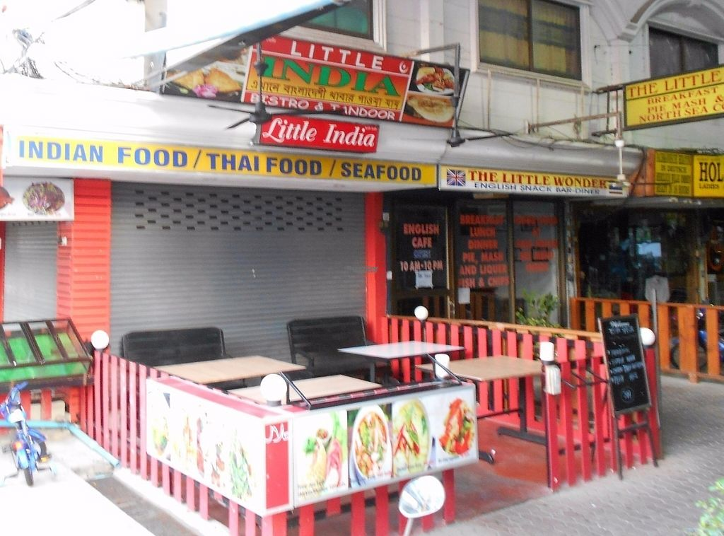 "Photo of Little India  by <a href=""/members/profile/Kelly%20Kelly"">Kelly Kelly</a> <br/>Front before opening.  <br/> April 30, 2017  - <a href='/contact/abuse/image/81322/254018'>Report</a>"