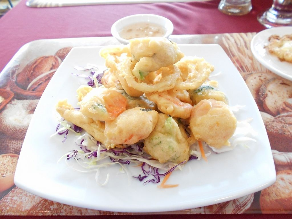 """Photo of The Continental Bakery & Restaurant   by <a href=""""/members/profile/Kelly%20Kelly"""">Kelly Kelly</a> <br/>The Continental Bakery & Restaurant - Veggie Tempura  <br/> March 6, 2017  - <a href='/contact/abuse/image/81332/233282'>Report</a>"""