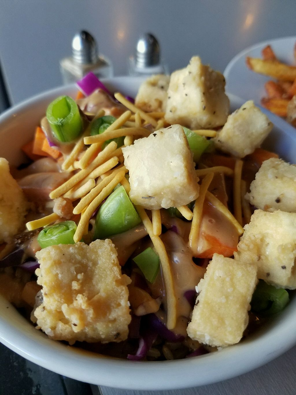 """Photo of Green House Cafe  by <a href=""""/members/profile/andreathinks"""">andreathinks</a> <br/>Thai Bowl <br/> September 8, 2017  - <a href='/contact/abuse/image/81334/302202'>Report</a>"""