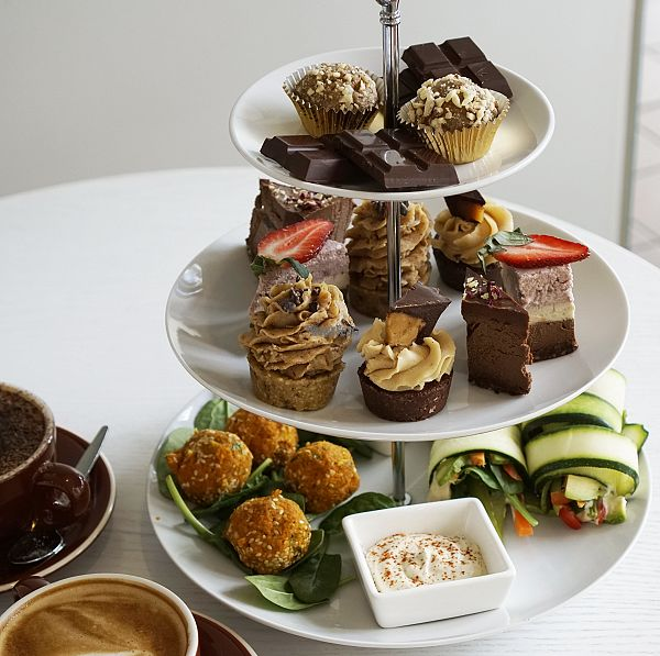 """Photo of Little Raw Co.  by <a href=""""/members/profile/littlerawco1"""">littlerawco1</a> <br/>Little Raw Co. offers a Raw High Tea Sitting on Saturdays and Sundays. Bookings made via www.littlerawco.com <br/> October 13, 2016  - <a href='/contact/abuse/image/81338/181947'>Report</a>"""