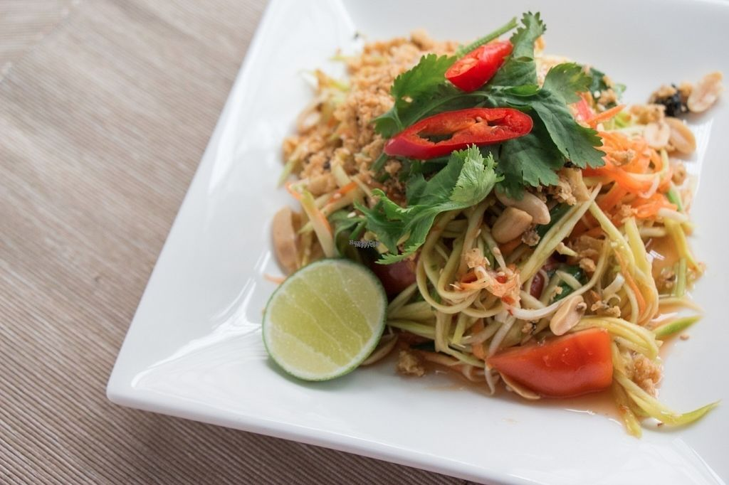 "Photo of Kon Rak Pak Thai Vegetarian Restaurant  by <a href=""/members/profile/VyvianGoh"">VyvianGoh</a> <br/>Mango Salad <br/> October 13, 2016  - <a href='/contact/abuse/image/81357/181851'>Report</a>"