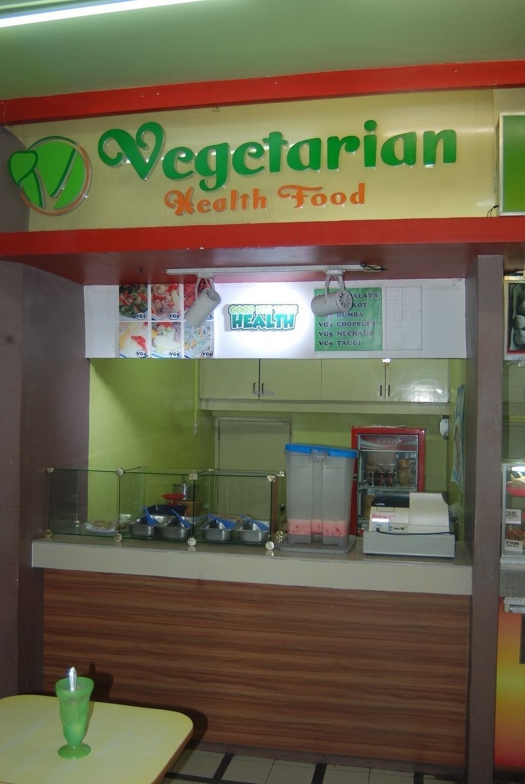 "Photo of Vegetarian Health Foods  by <a href=""/members/profile/AlMurphy"">AlMurphy</a> <br/>The Kiosk has been there for quite a few years now <br/> October 13, 2016  - <a href='/contact/abuse/image/81377/181658'>Report</a>"