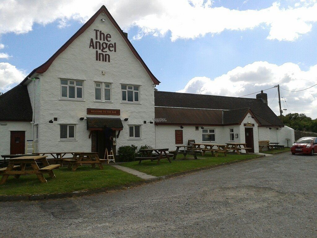 "Photo of The Angel Inn  by <a href=""/members/profile/AnnaStone"">AnnaStone</a> <br/>The Angel Inn, Mawdlam <br/> October 24, 2016  - <a href='/contact/abuse/image/81382/184056'>Report</a>"