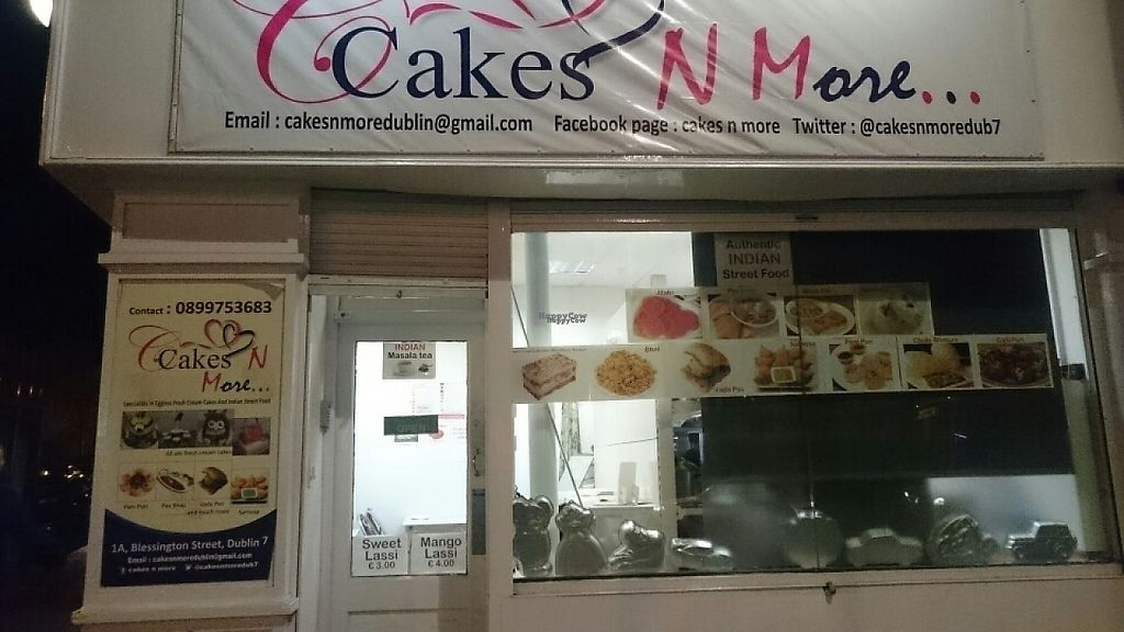 "Photo of CLOSED: Cakes N More  by <a href=""/members/profile/TanyaClapper"">TanyaClapper</a> <br/>The outside  <br/> November 30, 2016  - <a href='/contact/abuse/image/81404/196033'>Report</a>"