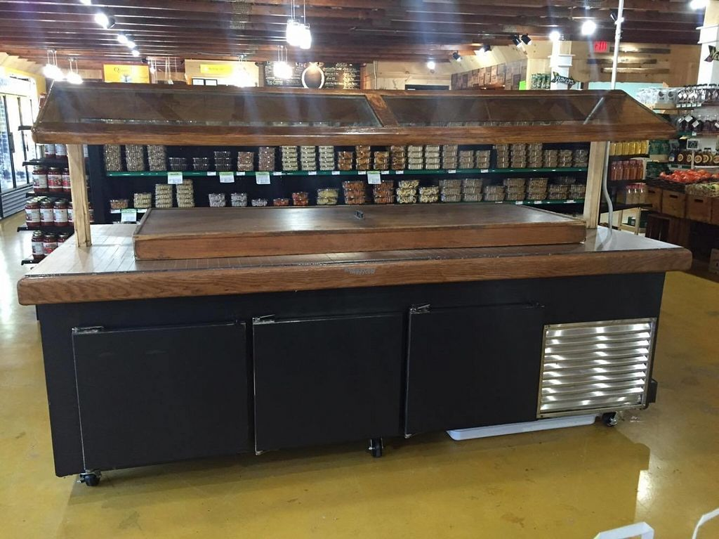 """Photo of Rosa Farms  by <a href=""""/members/profile/AndrewBachman"""">AndrewBachman</a> <br/>vintage salad bar <br/> October 25, 2016  - <a href='/contact/abuse/image/81428/184350'>Report</a>"""
