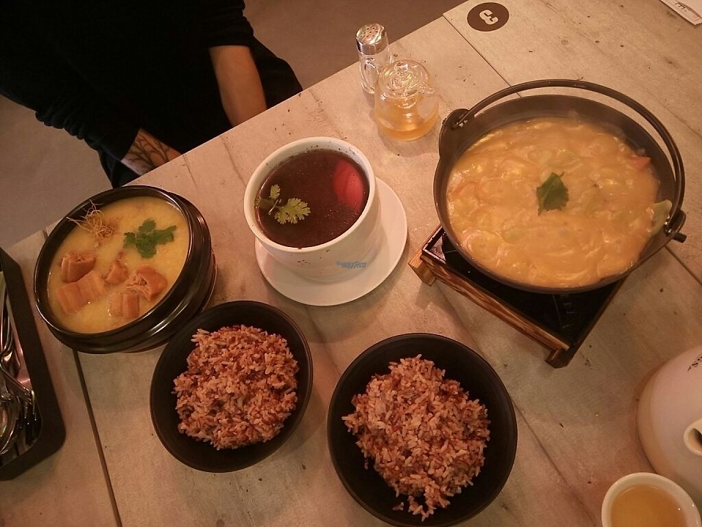 """Photo of CLOSED: Nature Cafe  by <a href=""""/members/profile/alicus"""">alicus</a> <br/>so much food! <br/> January 24, 2017  - <a href='/contact/abuse/image/81484/216047'>Report</a>"""