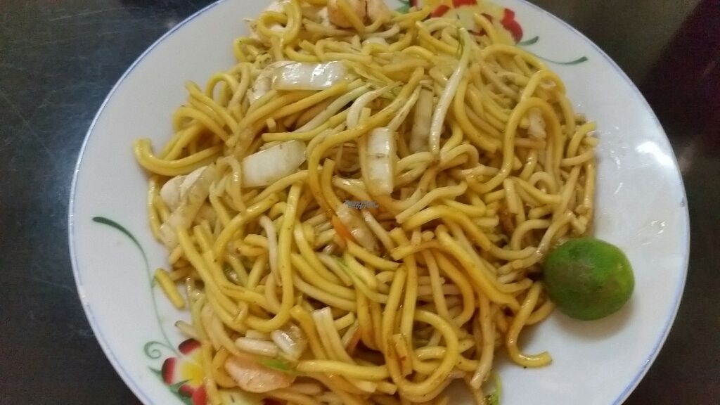 """Photo of CLOSED: Zen Vegetarian Food Store  by <a href=""""/members/profile/JimmySeah"""">JimmySeah</a> <br/>fried Hokkien (mock) prawn noodle <br/> October 16, 2016  - <a href='/contact/abuse/image/81485/182528'>Report</a>"""