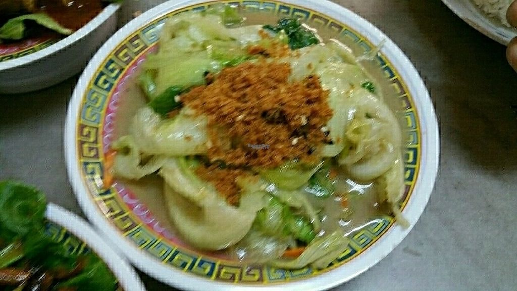 """Photo of CLOSED: Zen Vegetarian Food Store  by <a href=""""/members/profile/alicel"""">alicel</a> <br/>lettuce <br/> January 1, 2017  - <a href='/contact/abuse/image/81485/206769'>Report</a>"""