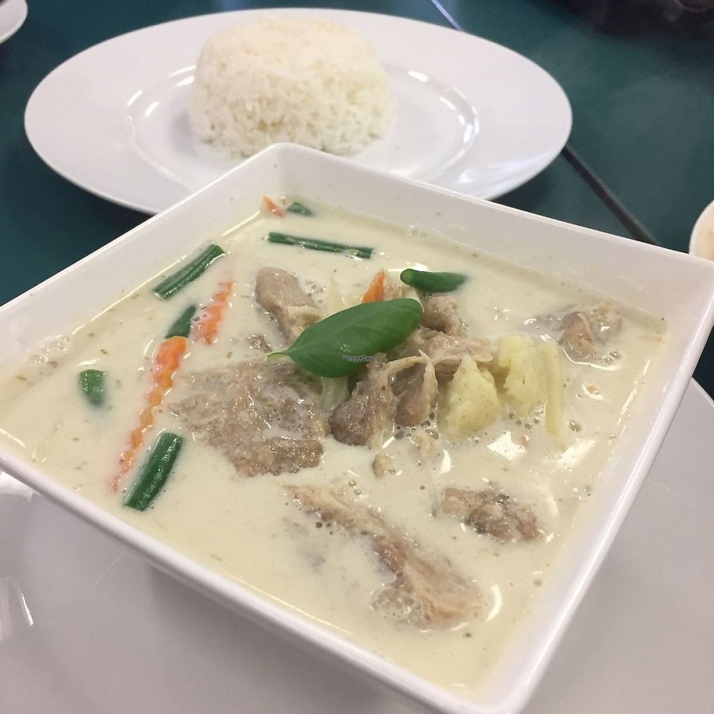 """Photo of CLOSED: Gifts from Heaven  by <a href=""""/members/profile/helc"""">helc</a> <br/>Loved the green curry. Sweet and fragrant but not too spicy <br/> November 23, 2016  - <a href='/contact/abuse/image/81503/193394'>Report</a>"""