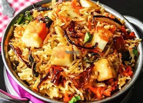 """Photo of Gopal's Vegetarian Food  by <a href=""""/members/profile/community"""">community</a> <br/>Briyani  <br/> October 27, 2016  - <a href='/contact/abuse/image/81510/184629'>Report</a>"""