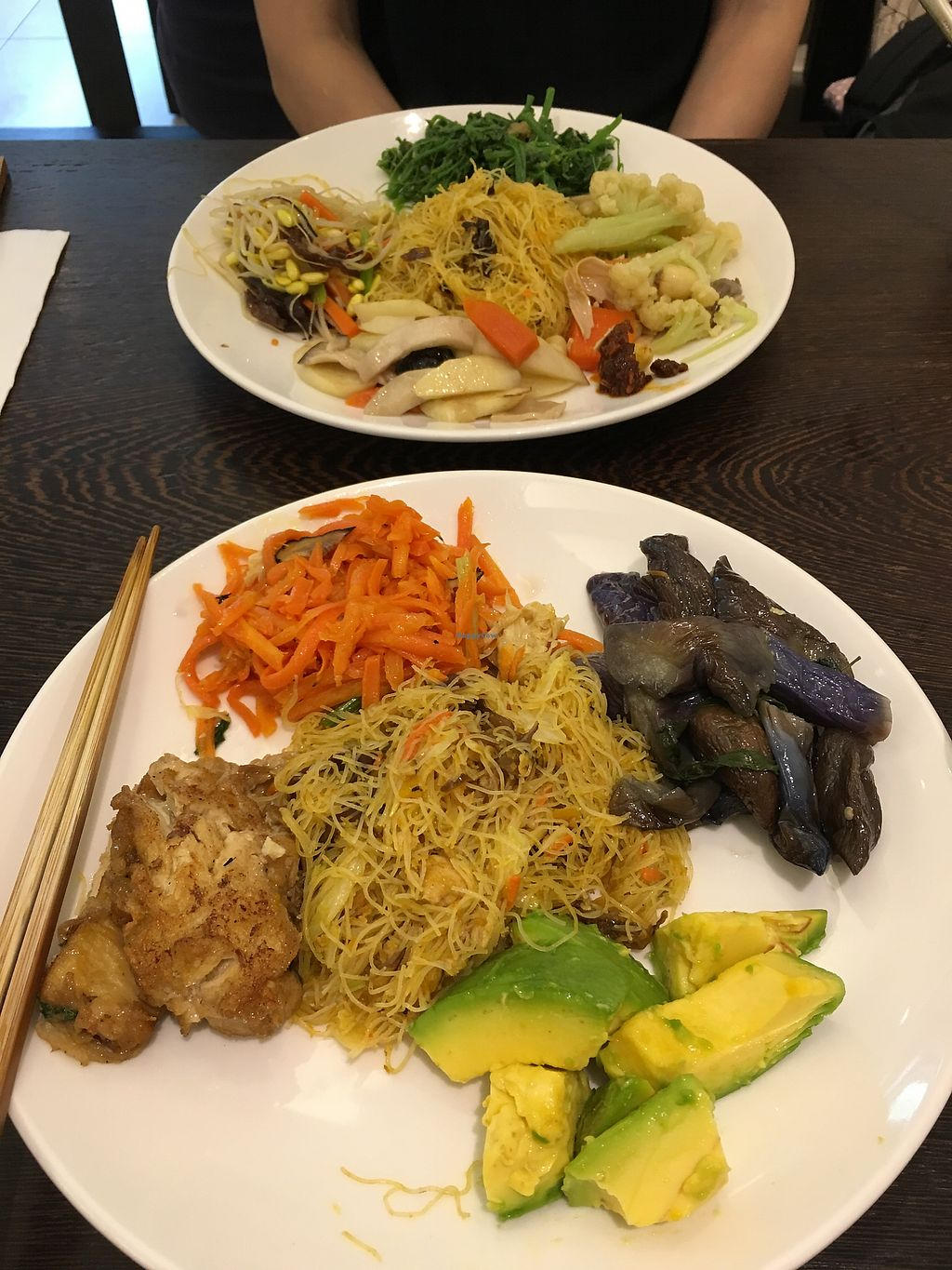 """Photo of Huo Yue Meal + Juice  by <a href=""""/members/profile/AnnLiu"""">AnnLiu</a> <br/>Taste is good but a little oily (NT180 w soup/person) <br/> September 8, 2017  - <a href='/contact/abuse/image/81516/301945'>Report</a>"""
