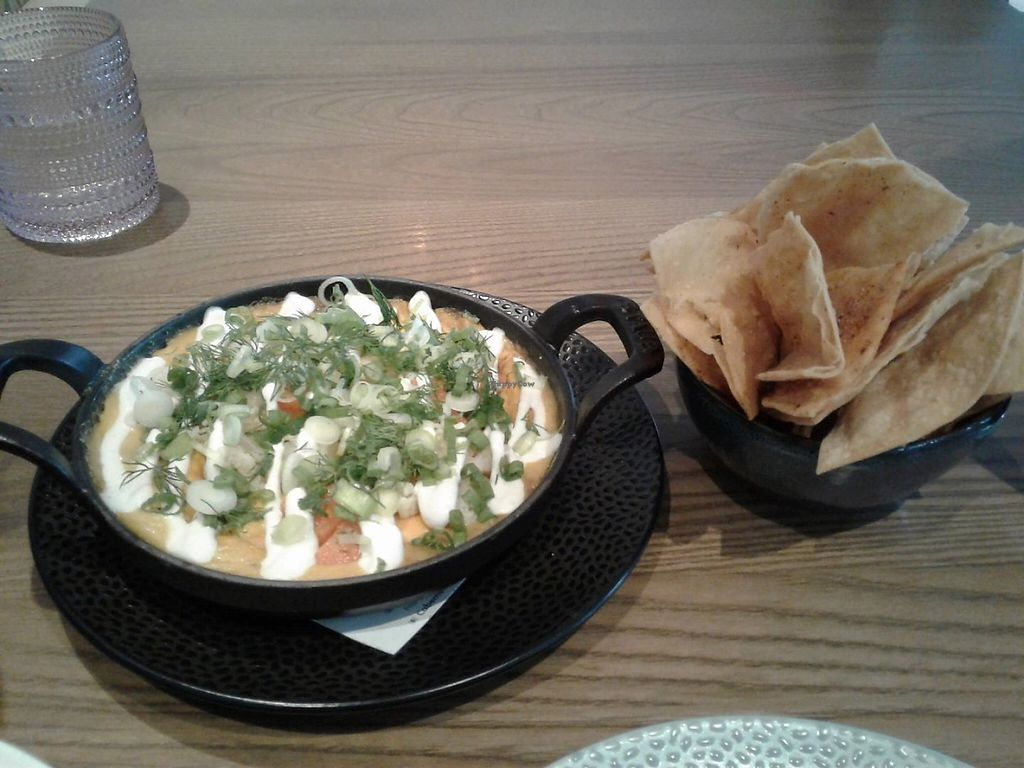 """Photo of Planta  by <a href=""""/members/profile/Pinelele"""">Pinelele</a> <br/>Queso dip....So tasty, it's tough for vegans to find Mexican cheesy type dishes <br/> May 21, 2017  - <a href='/contact/abuse/image/81537/261141'>Report</a>"""