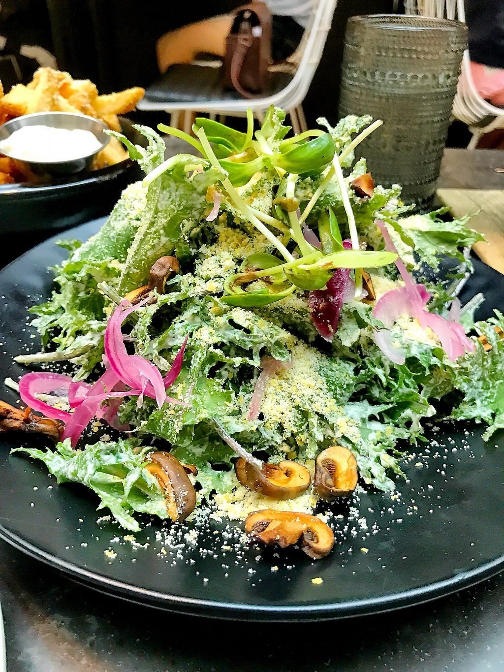 """Photo of Planta  by <a href=""""/members/profile/ElleMarie"""">ElleMarie</a> <br/>Kale Caesar ?? <br/> February 7, 2018  - <a href='/contact/abuse/image/81537/355842'>Report</a>"""