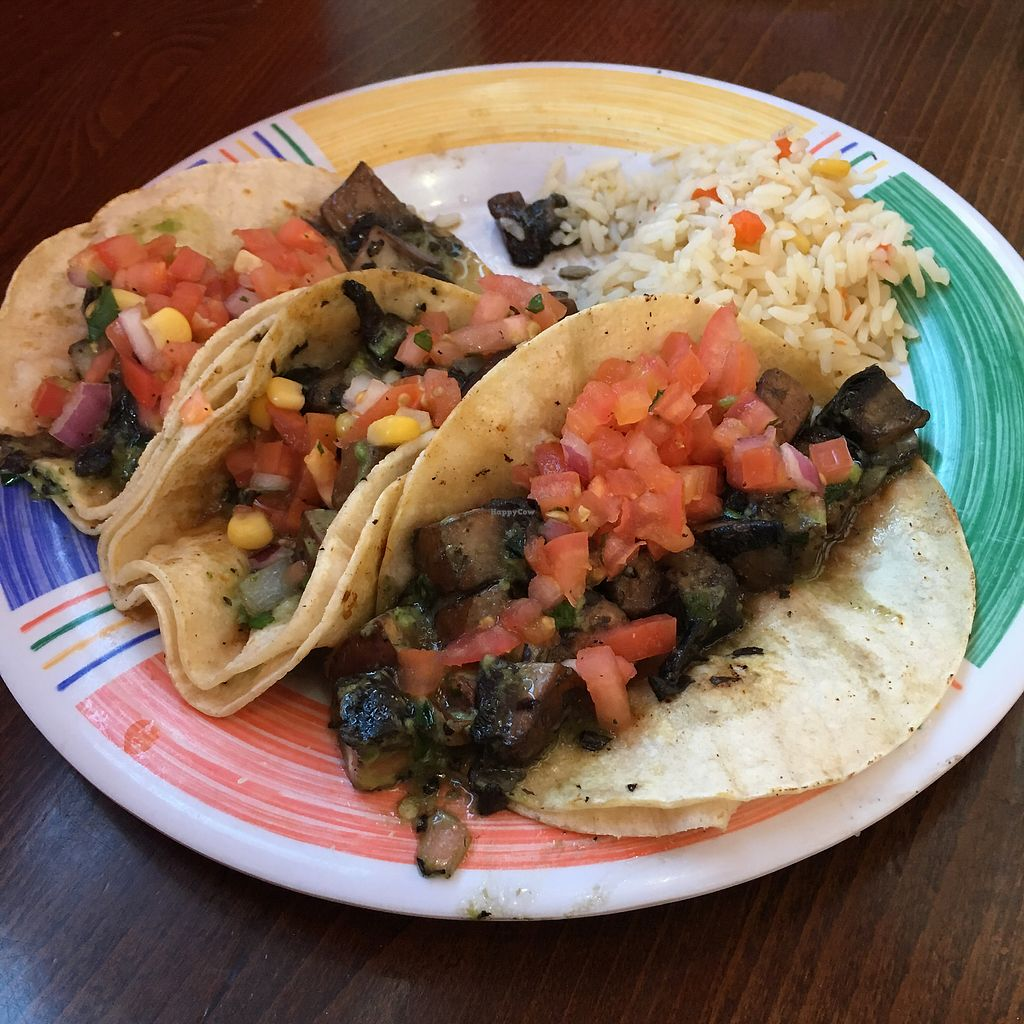 """Photo of La Qchara   by <a href=""""/members/profile/littleandfierce"""">littleandfierce</a> <br/>Portobello tacos  <br/> January 6, 2018  - <a href='/contact/abuse/image/81543/343723'>Report</a>"""