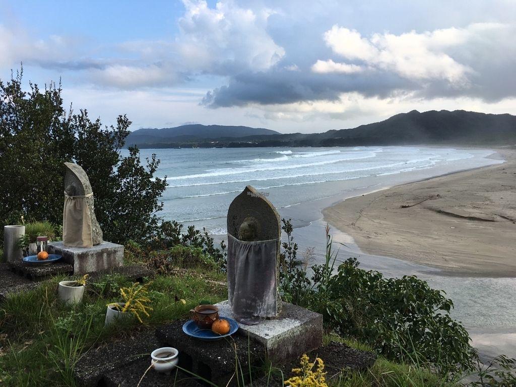 "Photo of Kaiyu Inn Eco Hotel  by <a href=""/members/profile/Nancy%20Cadet"">Nancy Cadet</a> <br/>Okinohama beach, across from Kaiyu Inn <br/> October 21, 2016  - <a href='/contact/abuse/image/81578/183363'>Report</a>"